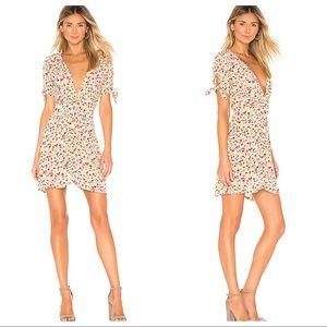 NWT Faithfull The Brand Marianne Mini Dress
